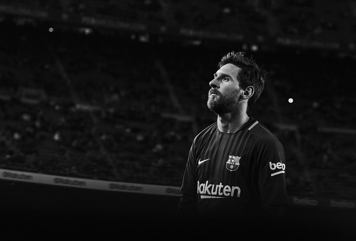timeless design 3a5c0 655e9 Why Messi could be the best goalkeeper in the world - The ...