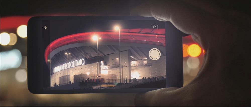 Cellnex Telecom conecta el Wanda Metropolitano