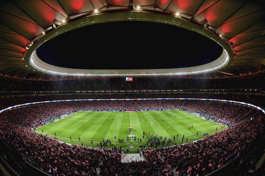 El Wanda Metropolitano_nuevo estadio Atlético de Madrid