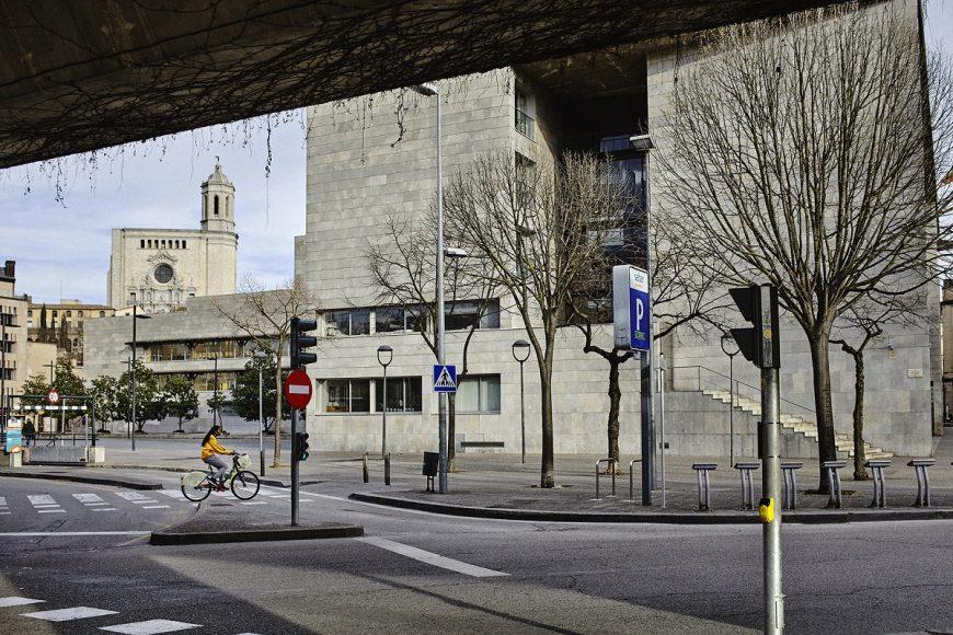 Carrer de Berenguer Carnicer de Girona
