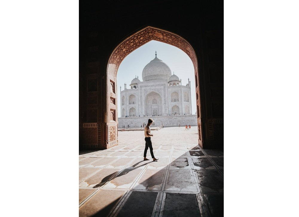 The Magical Charm Of The Taj Mahal The New Barcelona Post
