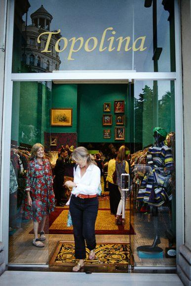 5. Topolina shop Barcelona