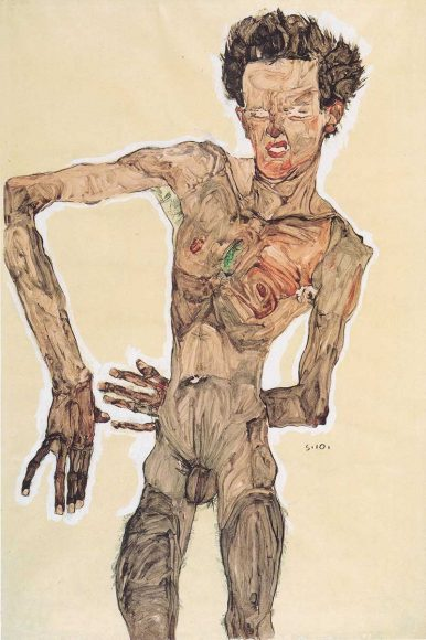 4-Egon Schiele The NBP