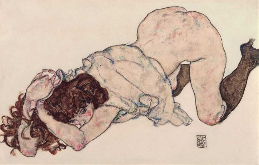 5-Egon Schiele The NBP