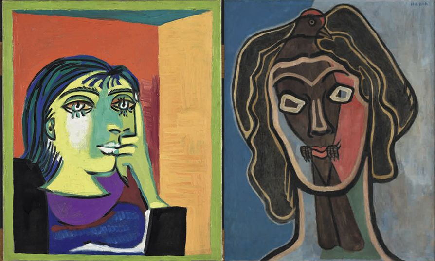 Picasso vs Picabia The NBP