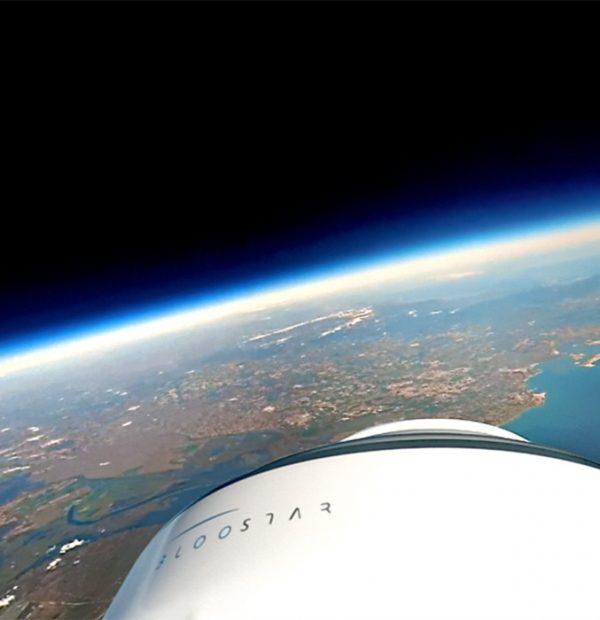 Prova de vol del Bloostar Balloon-Assisted Launcher The NBP