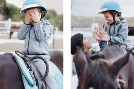 Alma - El niño que reía cuando montaba a caballo The NBP