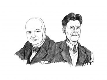 Churchill y Orwell The NBP