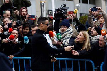 Cristiano Ronaldo The NBP