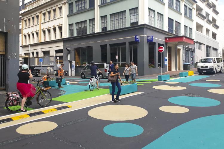 Urbanismo táctico en tiempos de pandemia, más allá del rifirrafe político