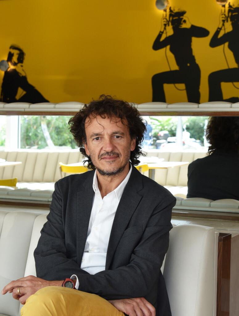 Iván Pomés Leiz, hijo de Leopoldo Pomés
