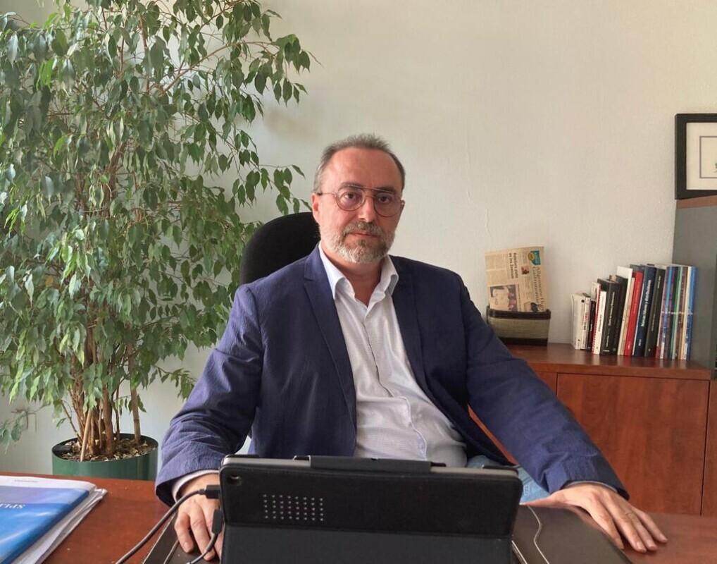 Alfons Pastor, consejero delegado del Grupo Caterdata.