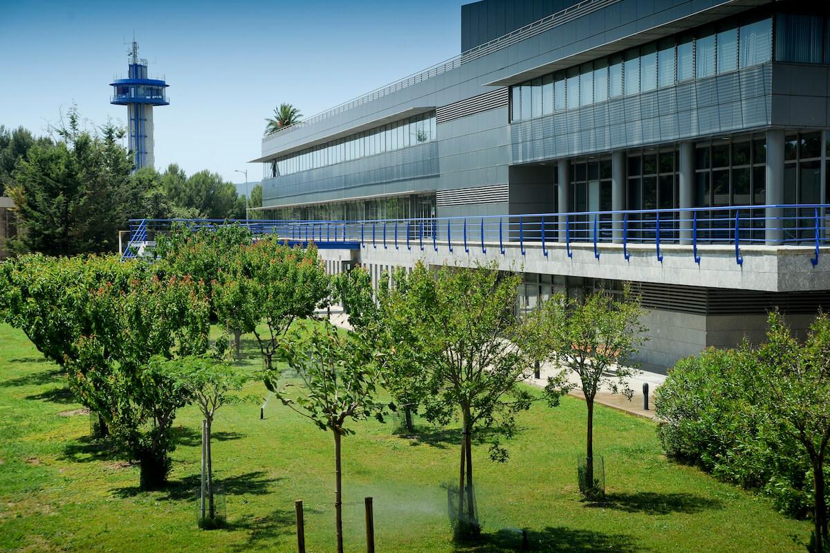 El centro tecnológico de Applus+Idiada en Tarragona.
