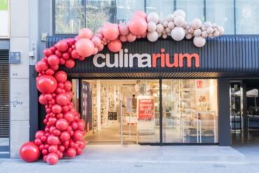 El establecimiento de Culinarium abrió el sábado en Rambla Catalunya y es el número 20 de la cadena.