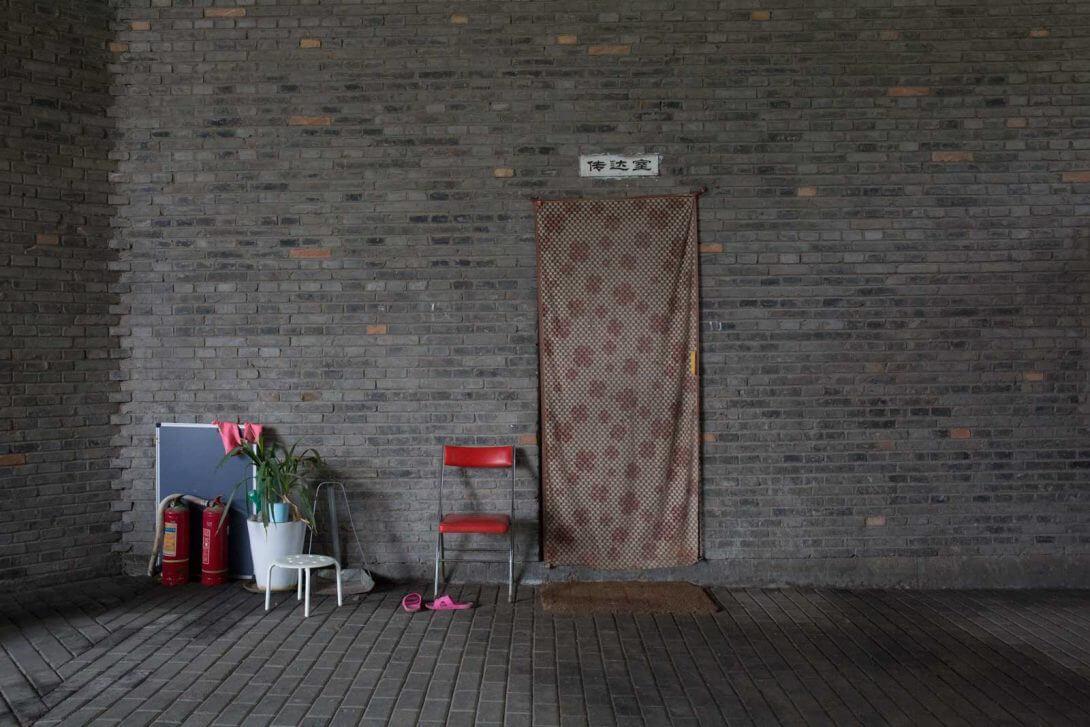 Proyecto Portraits en Beijing © Espe Pons