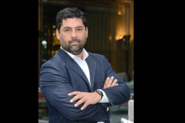 El consejero delegado de Agile Content, Hernan Scapusio.
