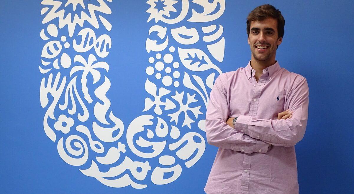 El responsable d'Innovació Oberta d'Unilever, Santiago Molinas.