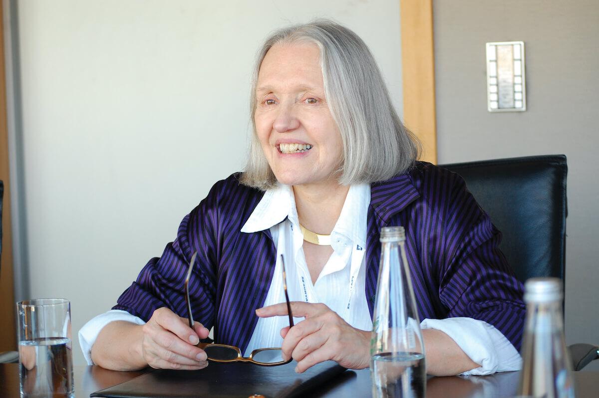 La experta en ciudades Saskia Sassen será una de las ponentes principales del Smart City Live.