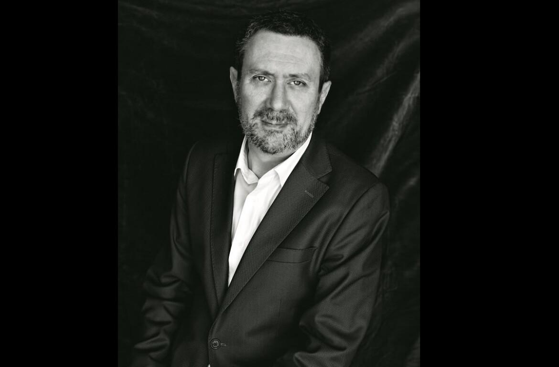 El escritor Luisgé Martín