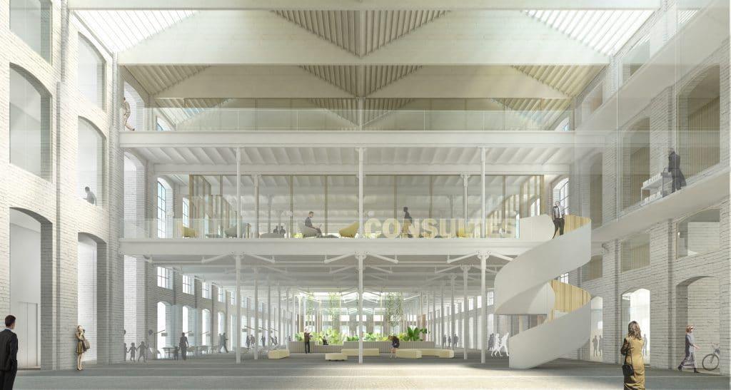 Futur Arxiu Municipal de Barcelona