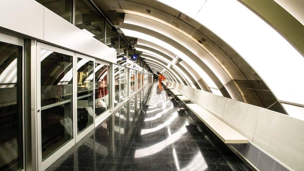 Estació metro