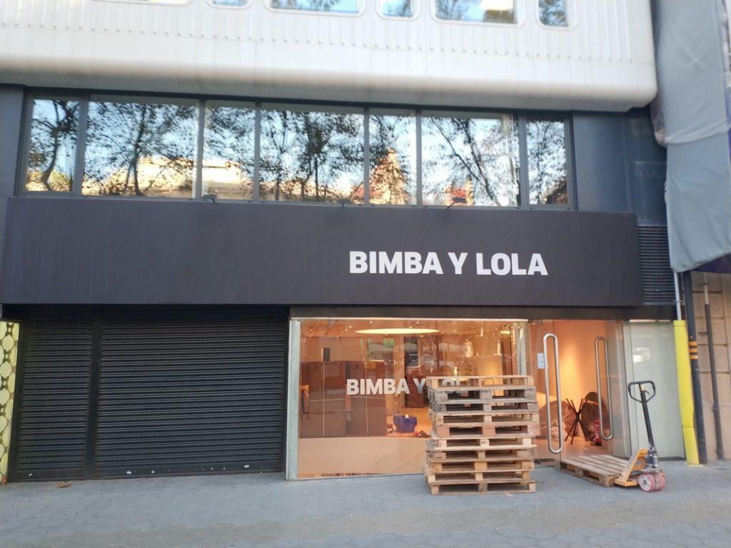 Bimba y Lola Barcelona