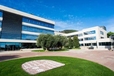 Campus Iese Barcelona - escuelas de negocio europeas