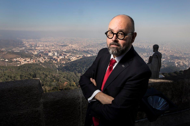 Carlos Ruiz Zafón Barcelona