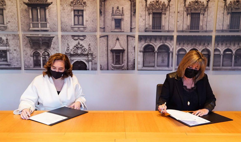 Ada Coalu i Núria Marín