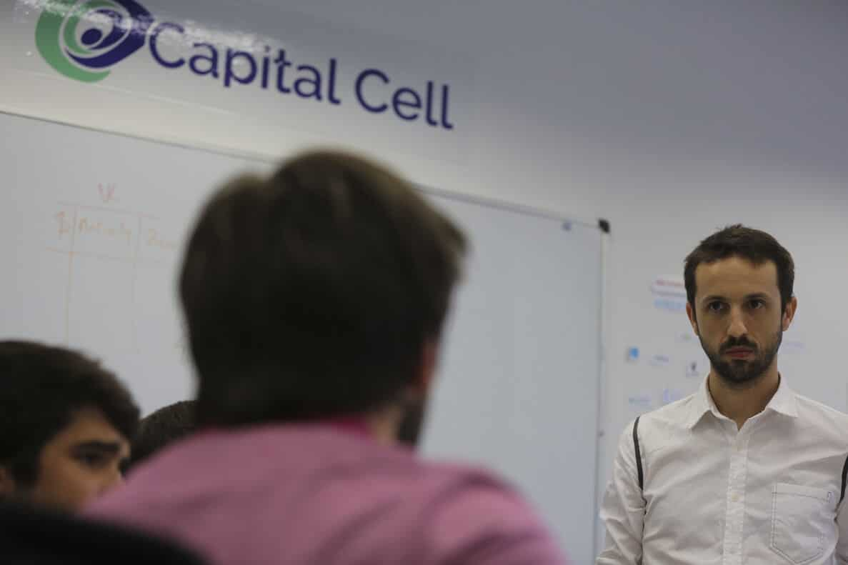 Daniel Oliver Capital Cell