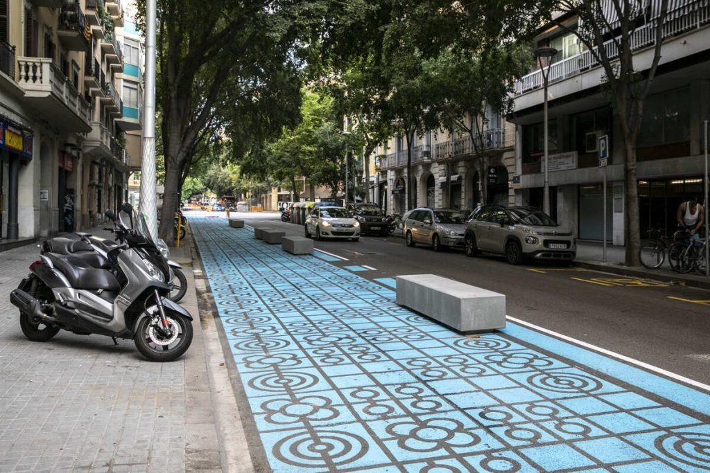 urbanisme tàctic Consell de Cent