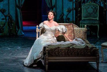 Lisette Oropesa en La Traviata en el Met