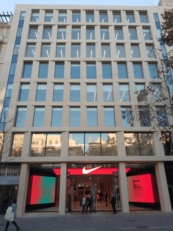 botiga Nike Barcelona