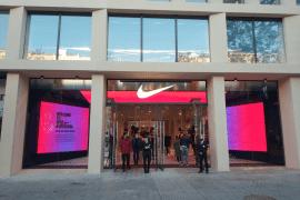 Tienda Nike Barcelona