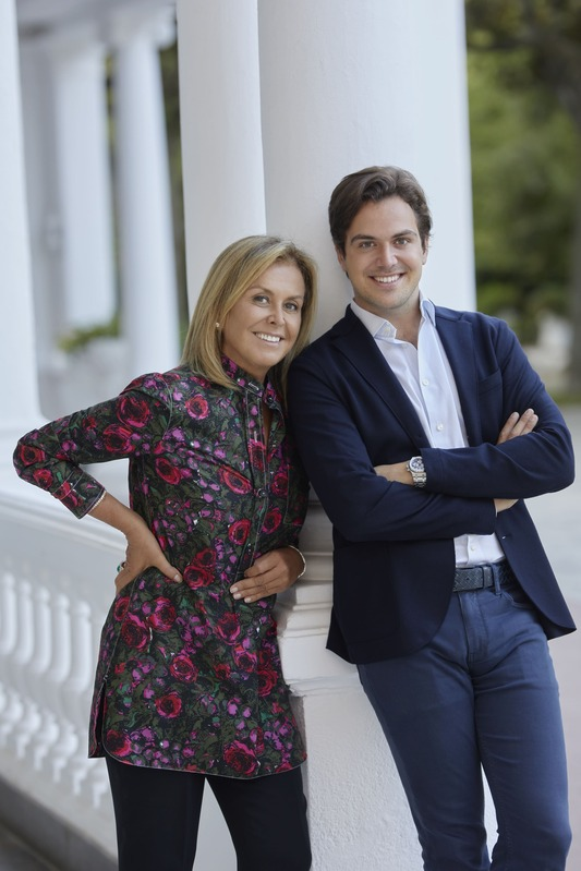 Rosa Clará y Daniel Clará