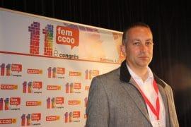 Toni Mora CCOO