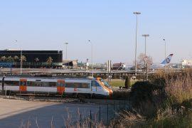 Rodalies Aeroport Barcelona