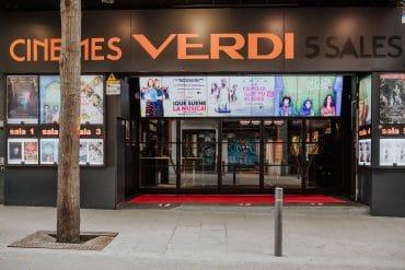 Cinemes Verdi