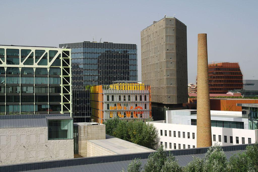oficinas 22@ Barcelona