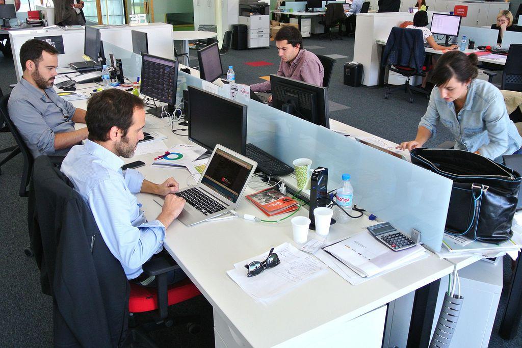 Oficina Barcelona Mobile World Capital