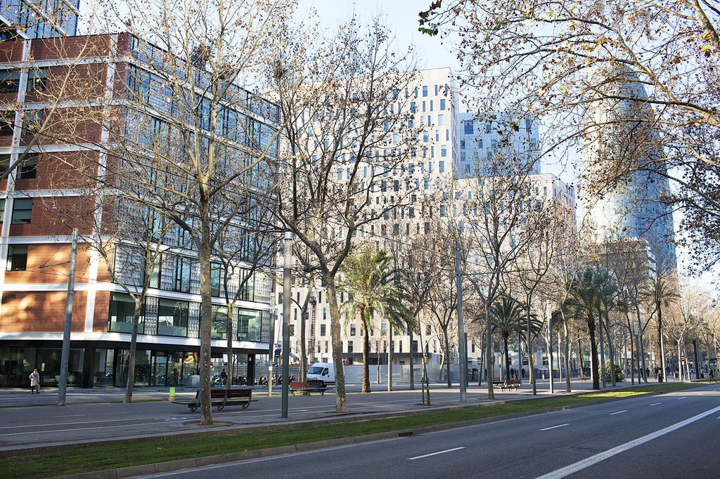 Diagonal 22@ Barcelona