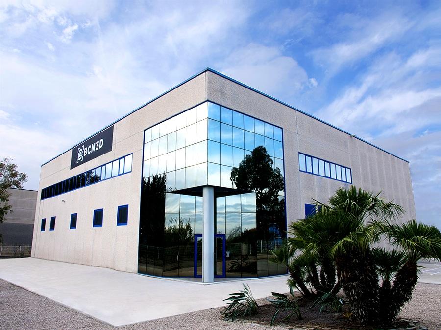 BCN3D New Facilities