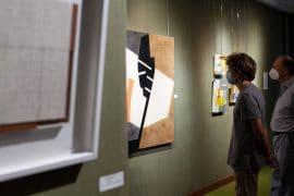 Assistents galeria d'art