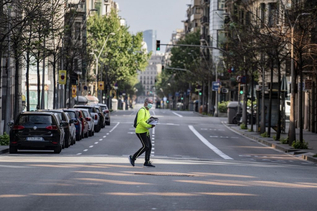 confinament Barcelona