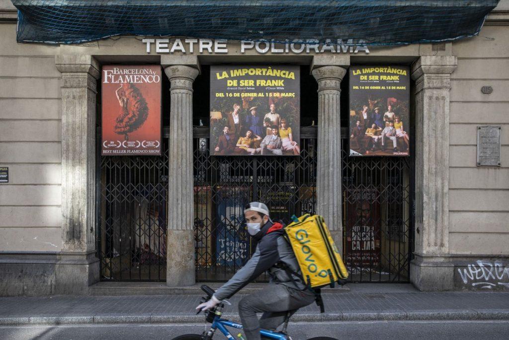 teatre poliorama confinamene