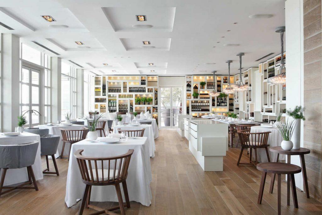 enoteca restaurante Paco Pérez