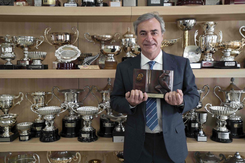 premio Sport Cultura Barcelona Carlos Sainz
