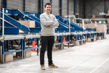 Cubyn CEO Adrien Fernandez Baca