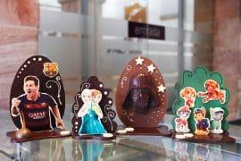 Monas pascua pastelerías de Barcelona