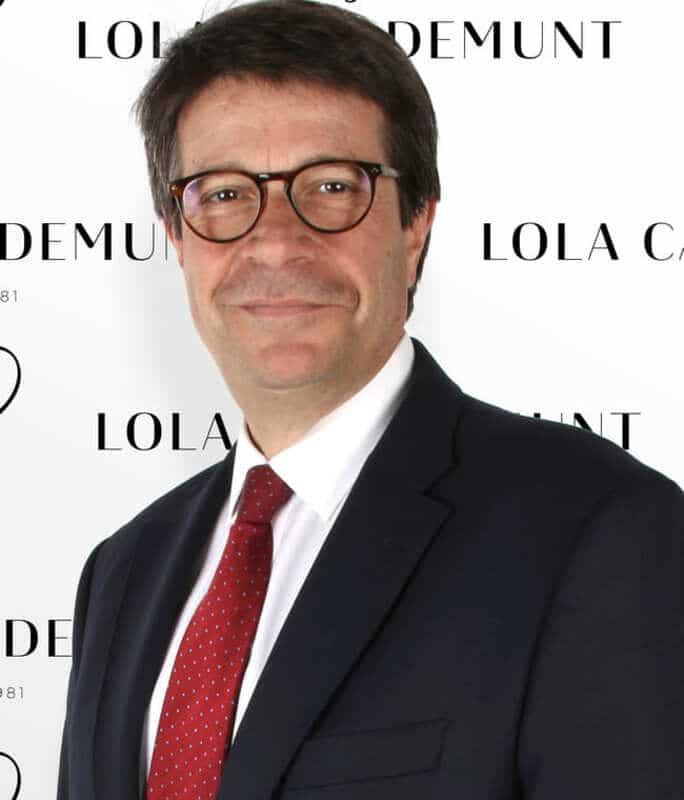 Paco Sánchez, director general Lola Casademunt